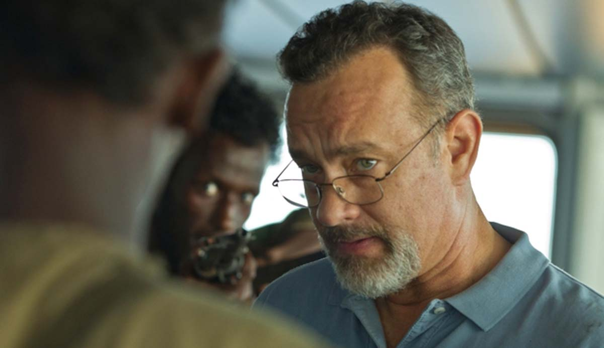 Tom Hanks - Captain Phillips