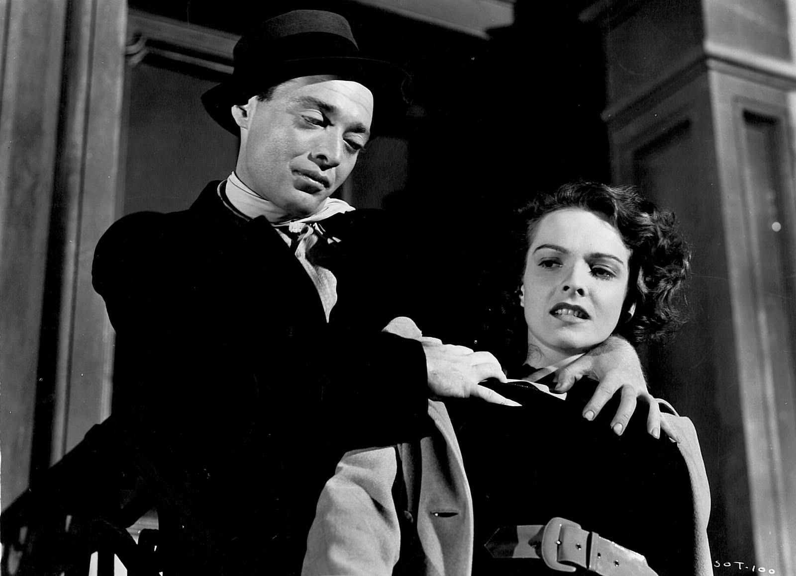 The Stranger on The Third Floor (1940)