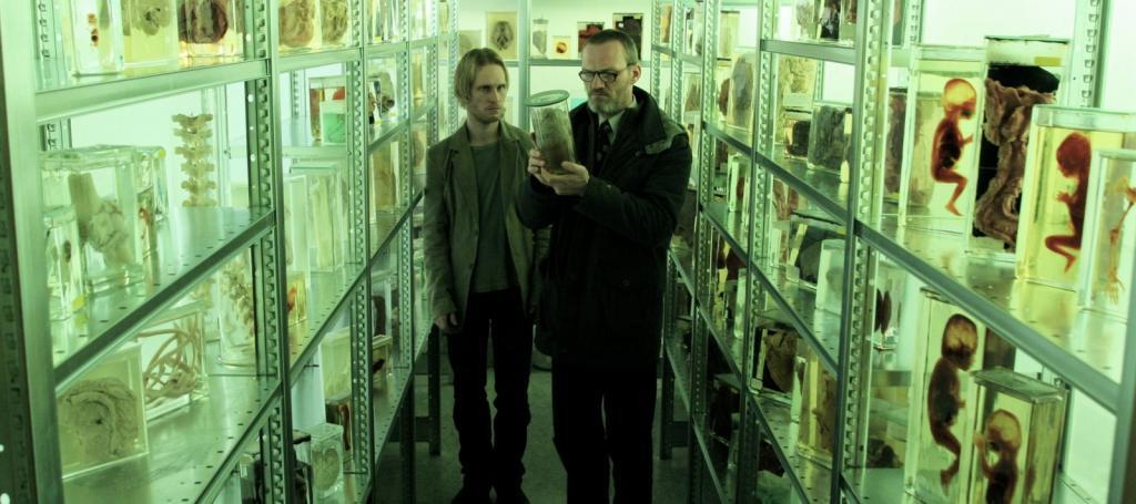 Jar City (2006) movie