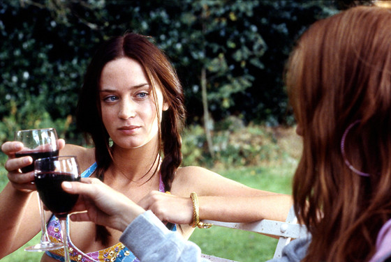 Emily Blunt in My Summer of Love