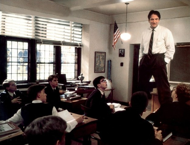 Dead Poets Society movie