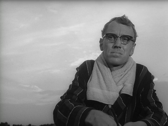 Max Von Sydow as Martin in Through a Glass Darkly
