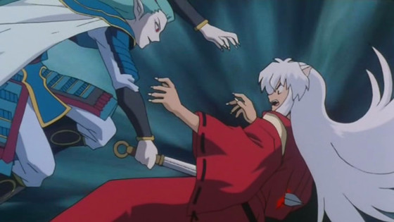 Inuyasha the Movie Affections Touching Across Time (2001)