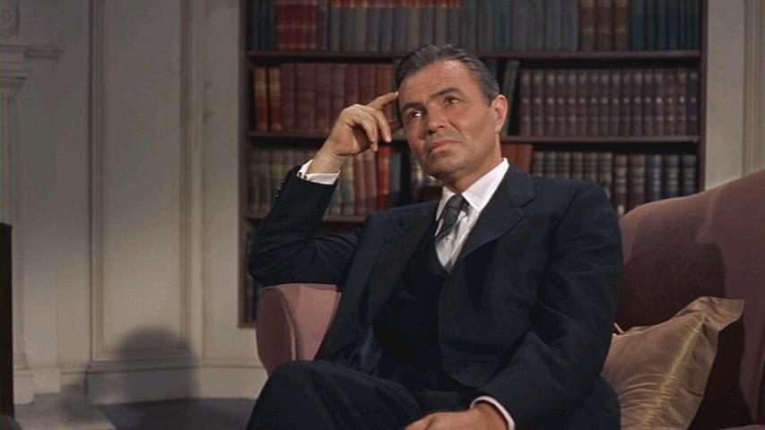 James Mason as Phillip Vandamm in North by Northwest (1959)