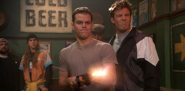 Jay & Silent Bob Strike Back - Ben Affleck & Matt Damon