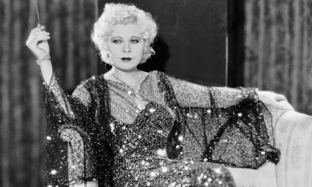 Mae West in 1932