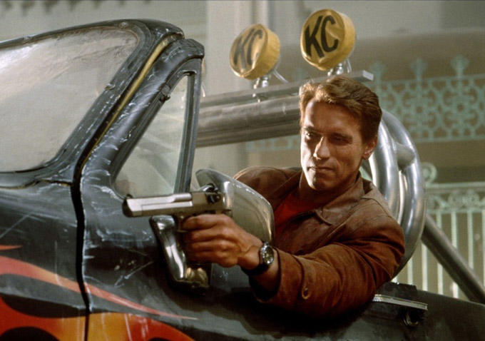 The Last Action Hero - Arnold Schwarzenegger
