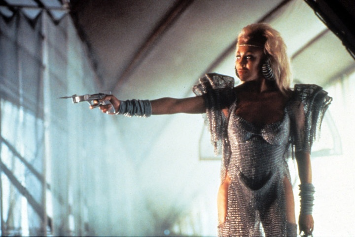 Aunty Entity in Mad Max Beyond Thunderdome