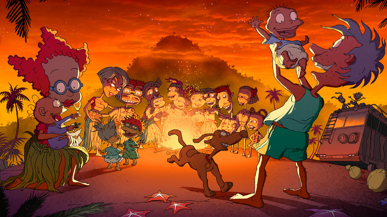 Rugrats Go Wild © Paramount Pictures Int