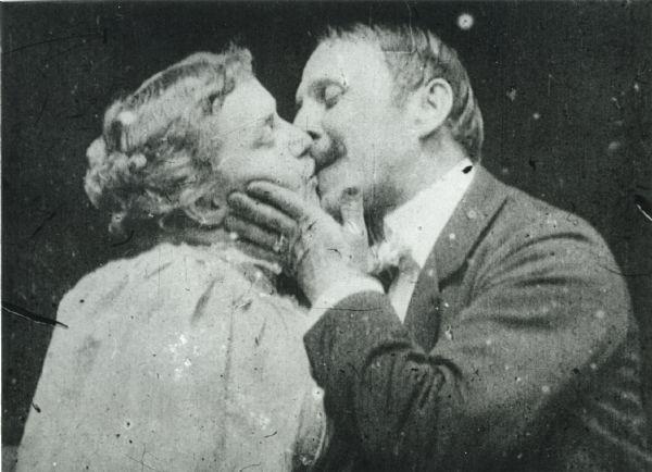 The Kiss (1896)