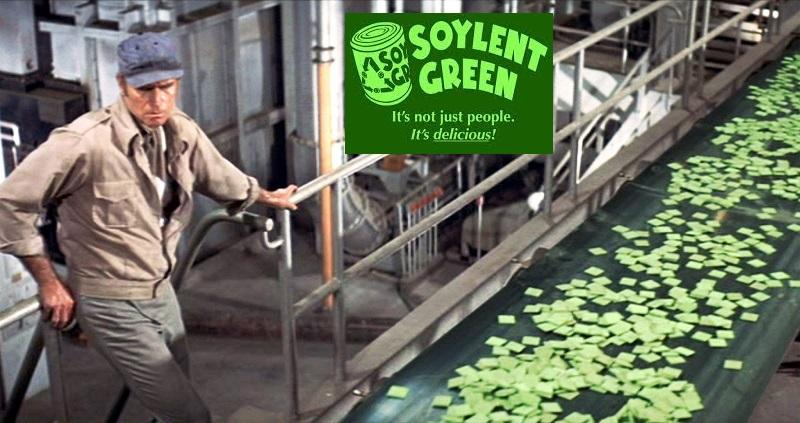 The Soylent Corporation in Soylent Green