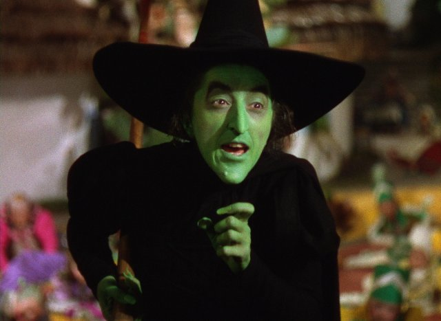 The Wicked Witch of the West (The Wizard of Oz)