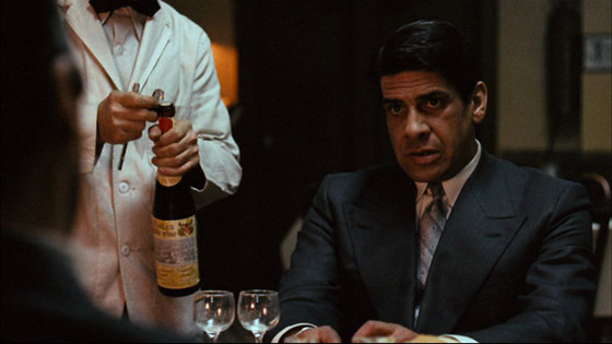 Virgil Sollozzo in The Godfather