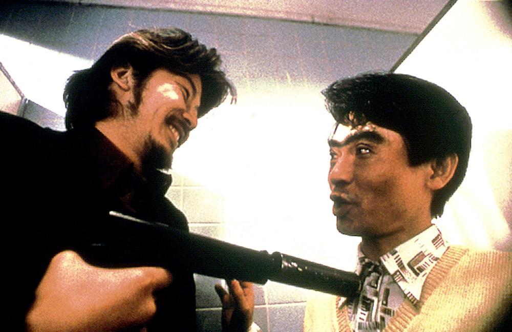 SHARK SKIN MAN AND PEACH HIP GIRL, Tatsuya Gasyuin, Tadanoby Asano, 1998