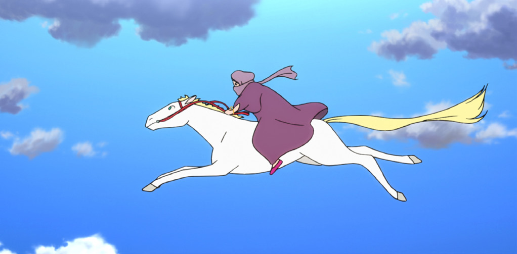 Sinbad The Flying Princess and the Secret Island
