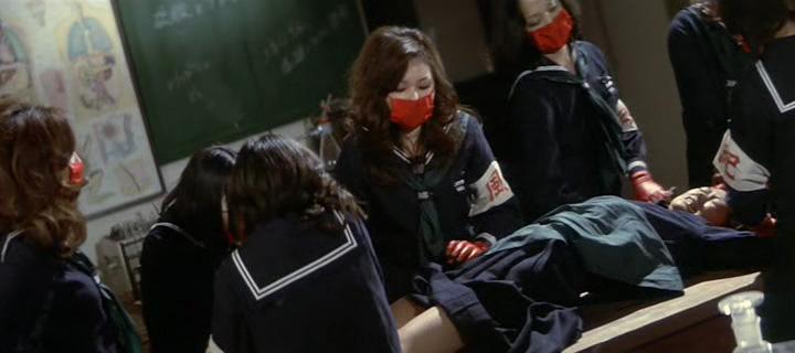 Terrifying Girls' High School Lynch Law Classroom