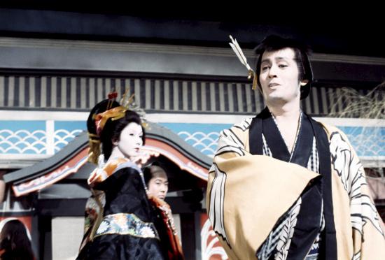 The Scandalous Adventures of Buraikan (1970)