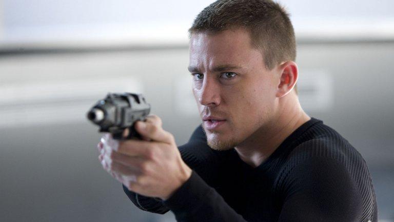 Channing Tatum for G.I. Joe Rise of Cobra