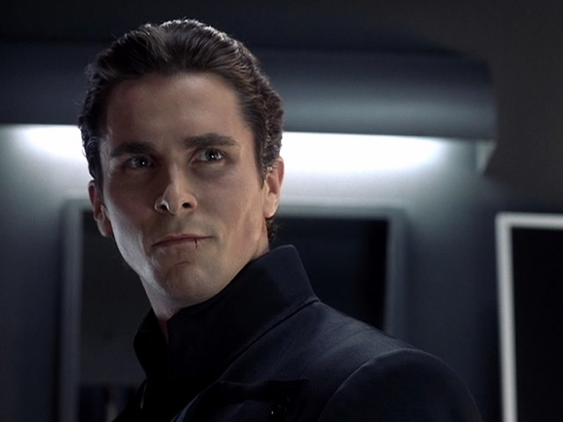 Christian Bale in Equilibrium (2002)