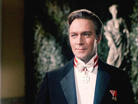 Christopher Plummer for The Sound of Music