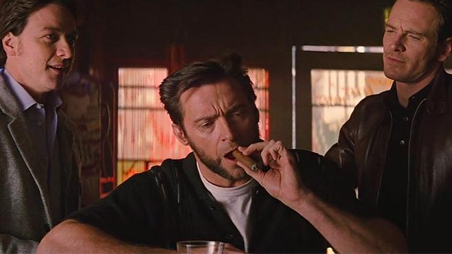 Hugh Jackman in X-Men First Class