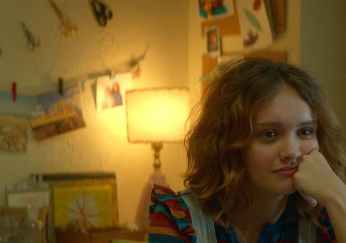 Olivia Cooke - Me and Earl and the Dying Girl