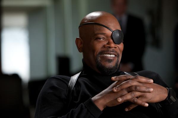 Samuel L Jackson image Nick Fury