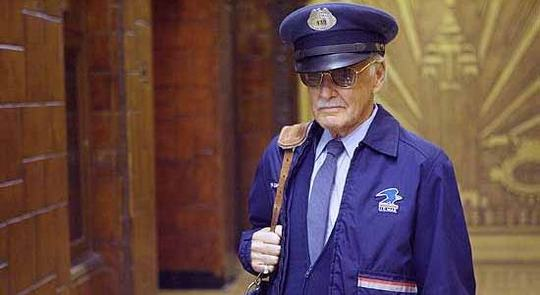 Stan Lee in every Marvel movie