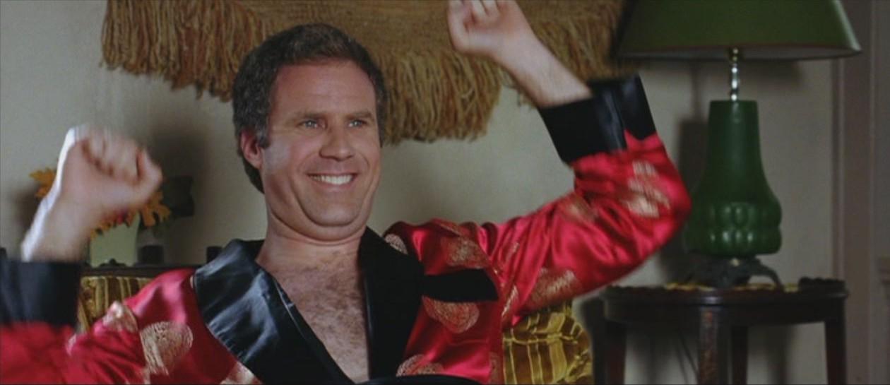 Will Ferrell in Wedding Crashers
