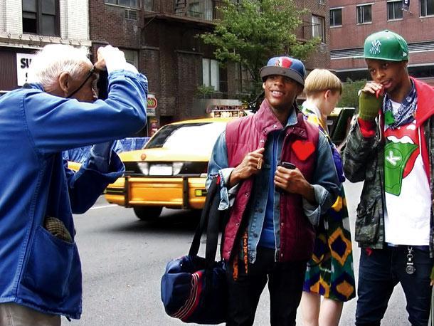 Bill Cunningham New York (2010)