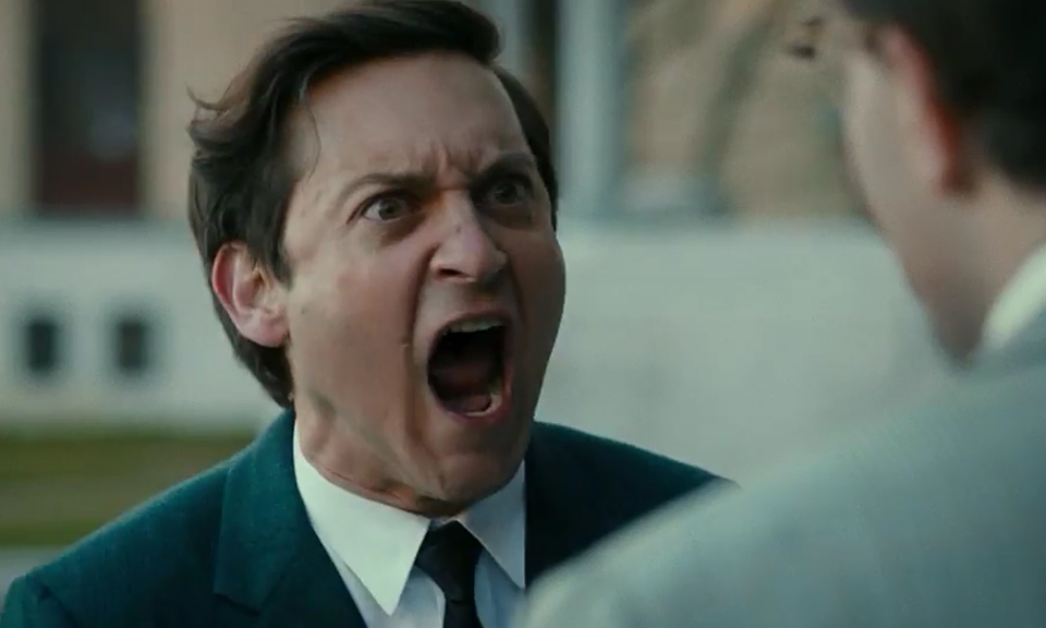 Tobey Maguire - Pawn Sacrifice