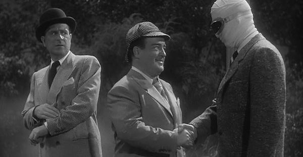 Abbott & Costello Meet the Invisible Man (1951)