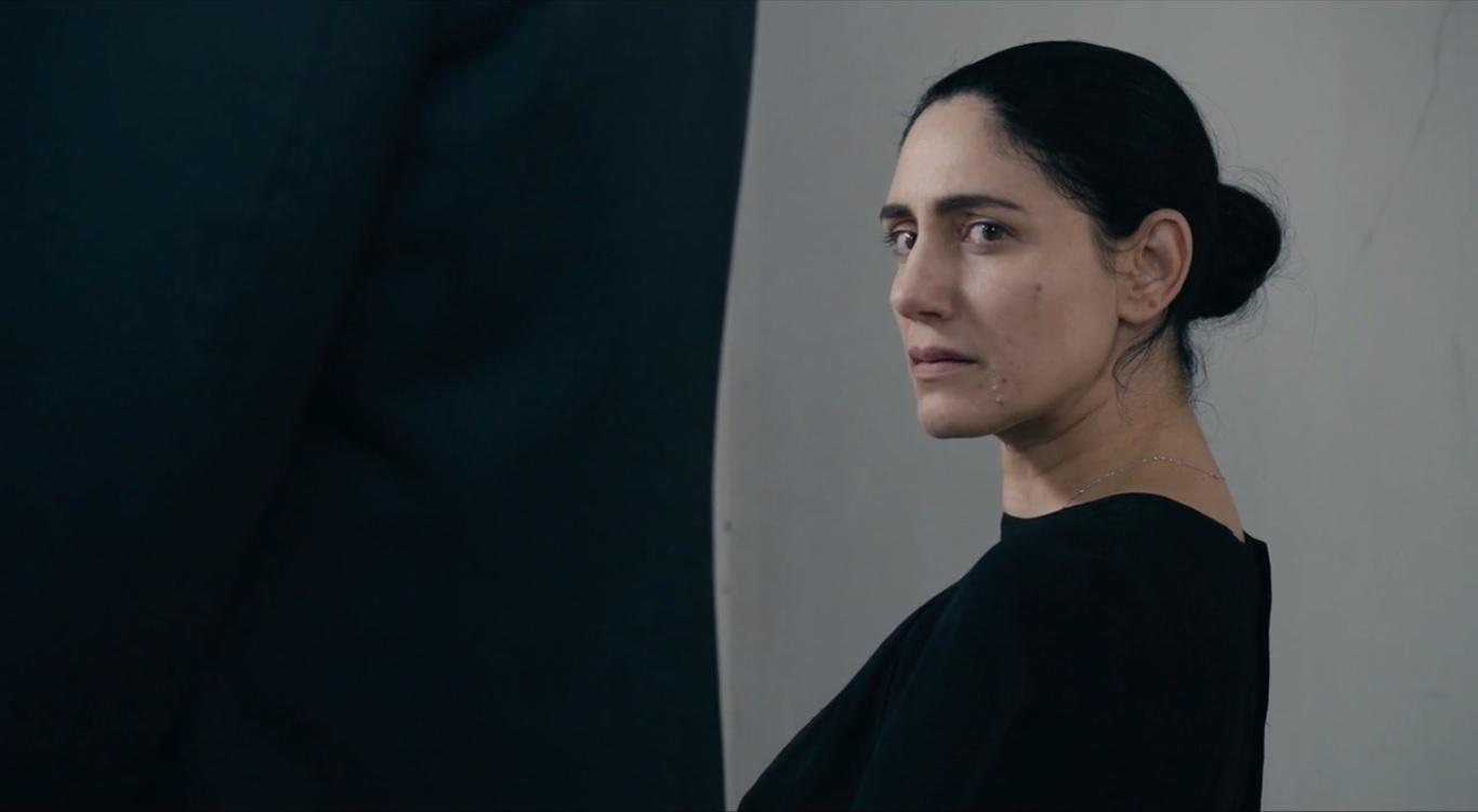 Gett The Trial of Viviane Amsalem (2014)
