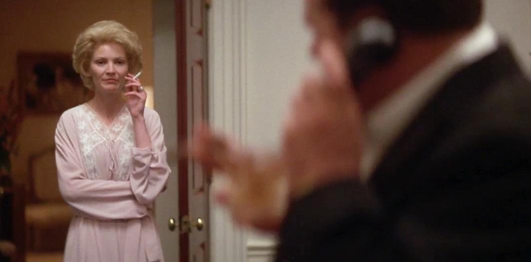 Joan Allen as Pat Nixon in Nixon (1995)