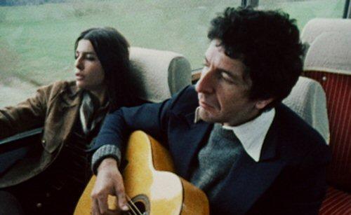Leonard Cohen Bird on a Wire