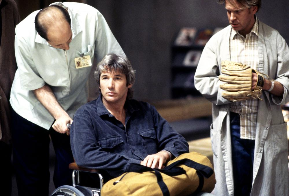 MR. JONES, Richard Gere, Bruce Altman, 1993, (c) TriStar