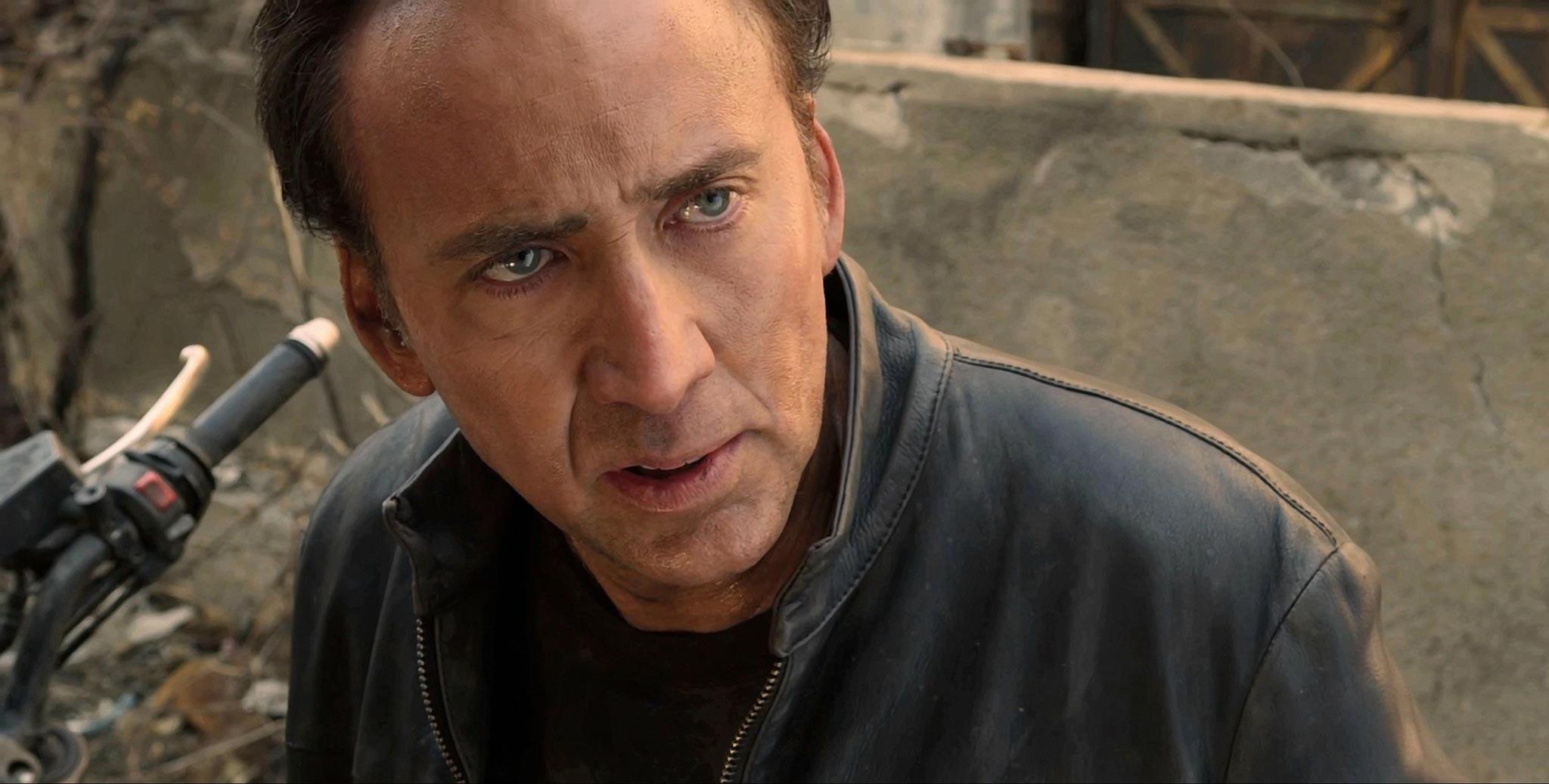 Nicolas Cage - Ghost Rider 2 Spirit of Vengeance