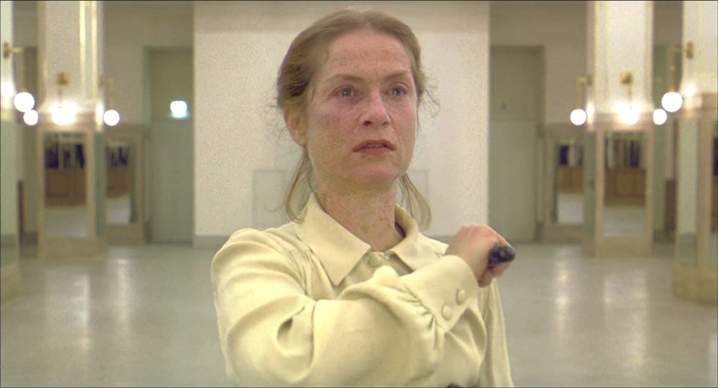 Isabelle Huppert (La pianiste)