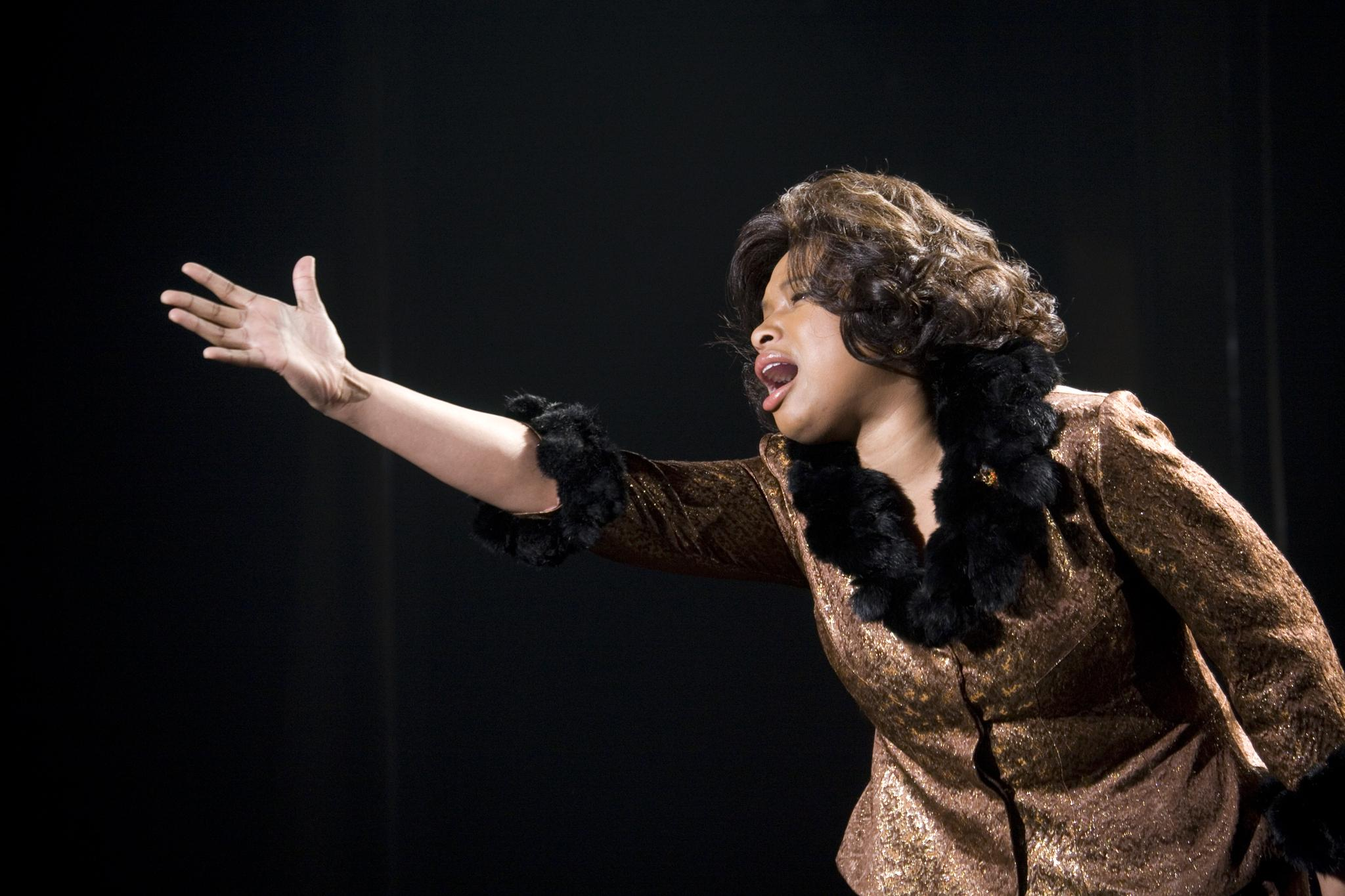 Jennifer Hudson for Dreamgirls (2006)