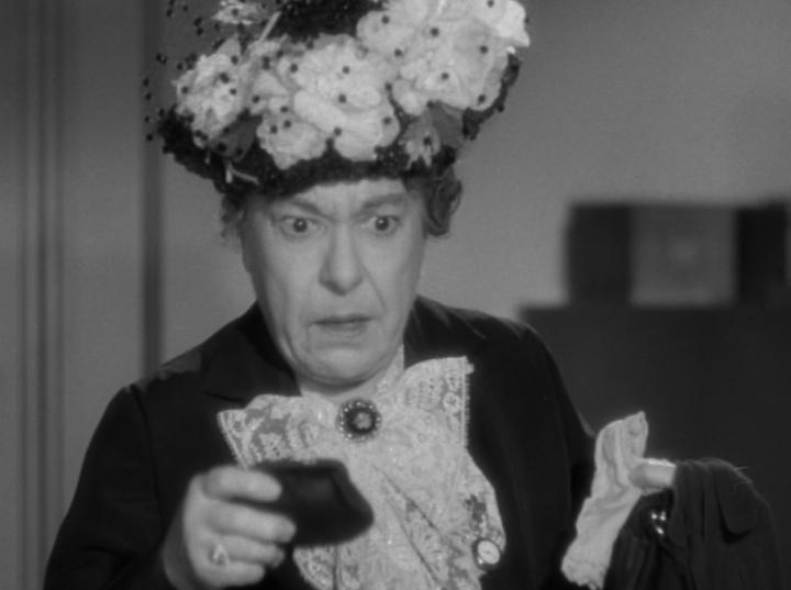 Josephine Hull for Harvey (1950)