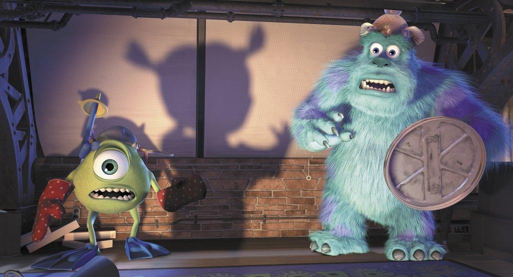 Monsters Inc. (2001)