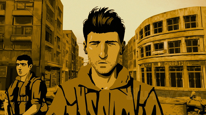 Waltz with Bashir movie