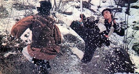 Ninja vs. Shaolin Guards (1984)