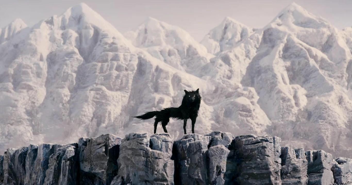 The Wolf Scene in Fantastic Mr. Fox