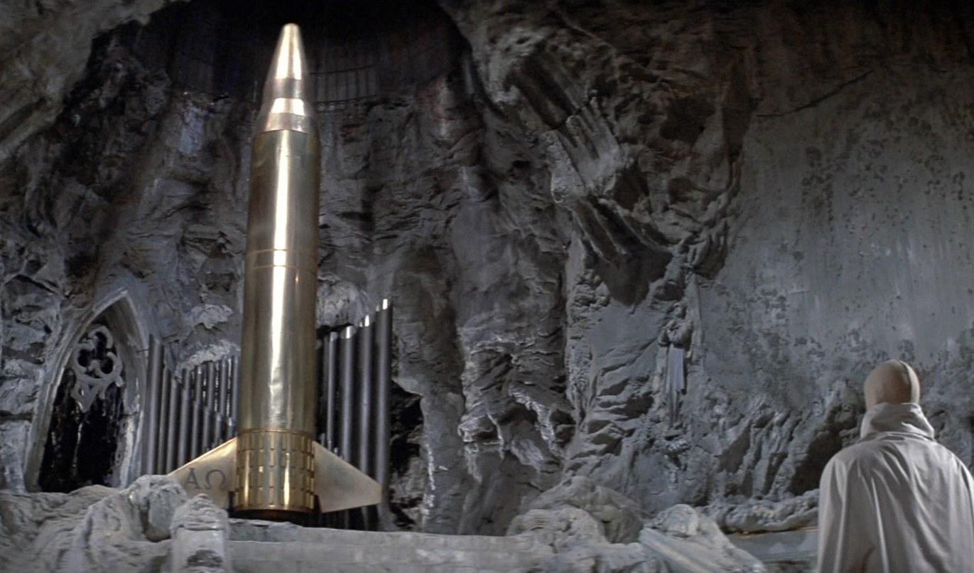 the Alpha Omega Bomb