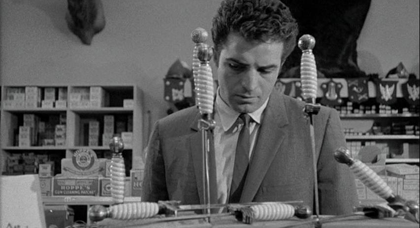 Claude in Murder by Contract (1958)