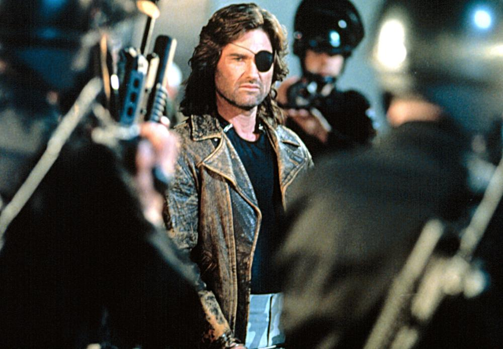 ESCAPE FROM L.A., Kurt Russell, 1996