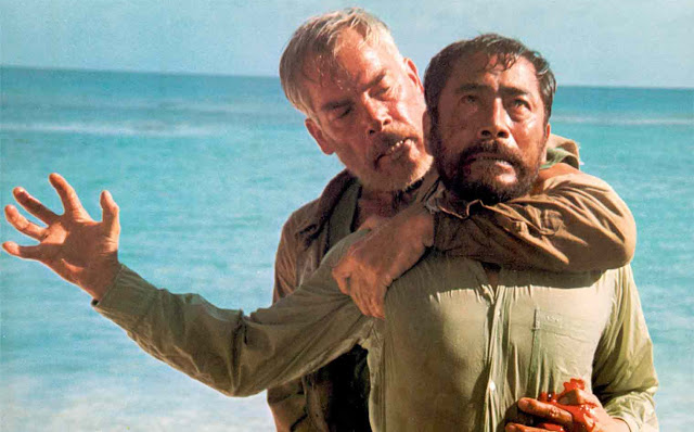 Hell in the Pacific (1978)