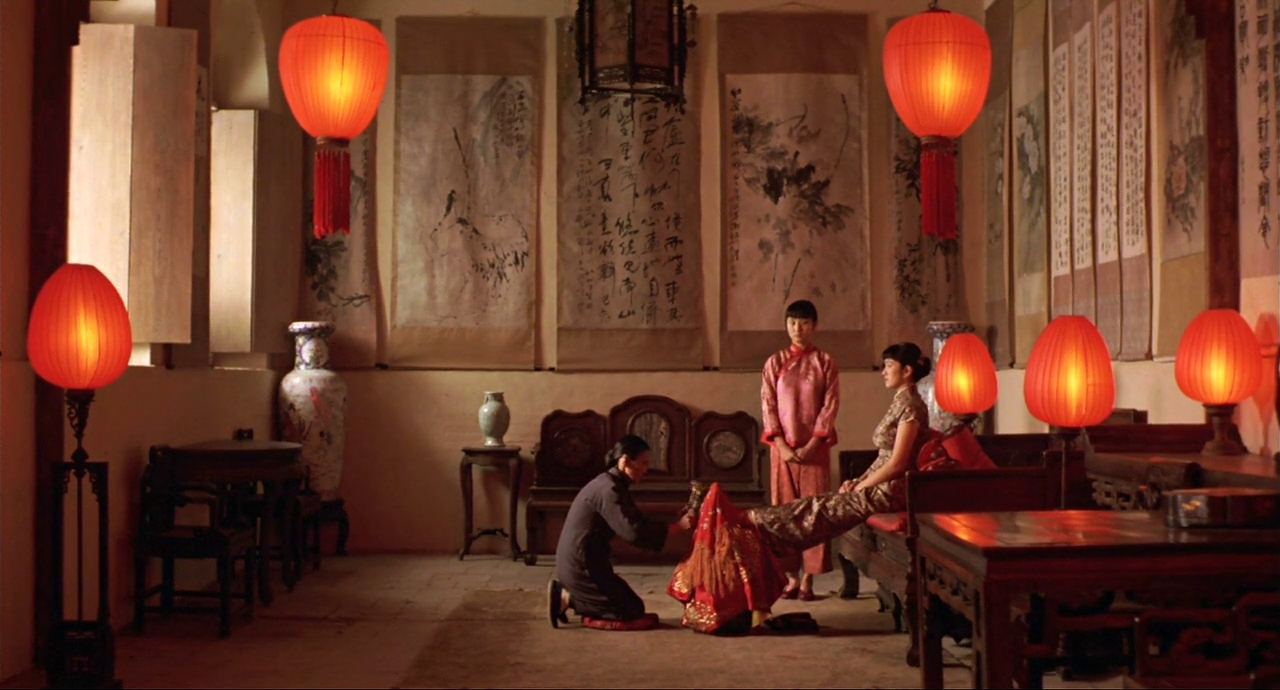 Raise the Red Lantern (1991) movie review