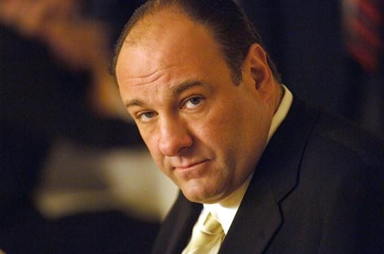 James Gandolfini (The Sopranos)